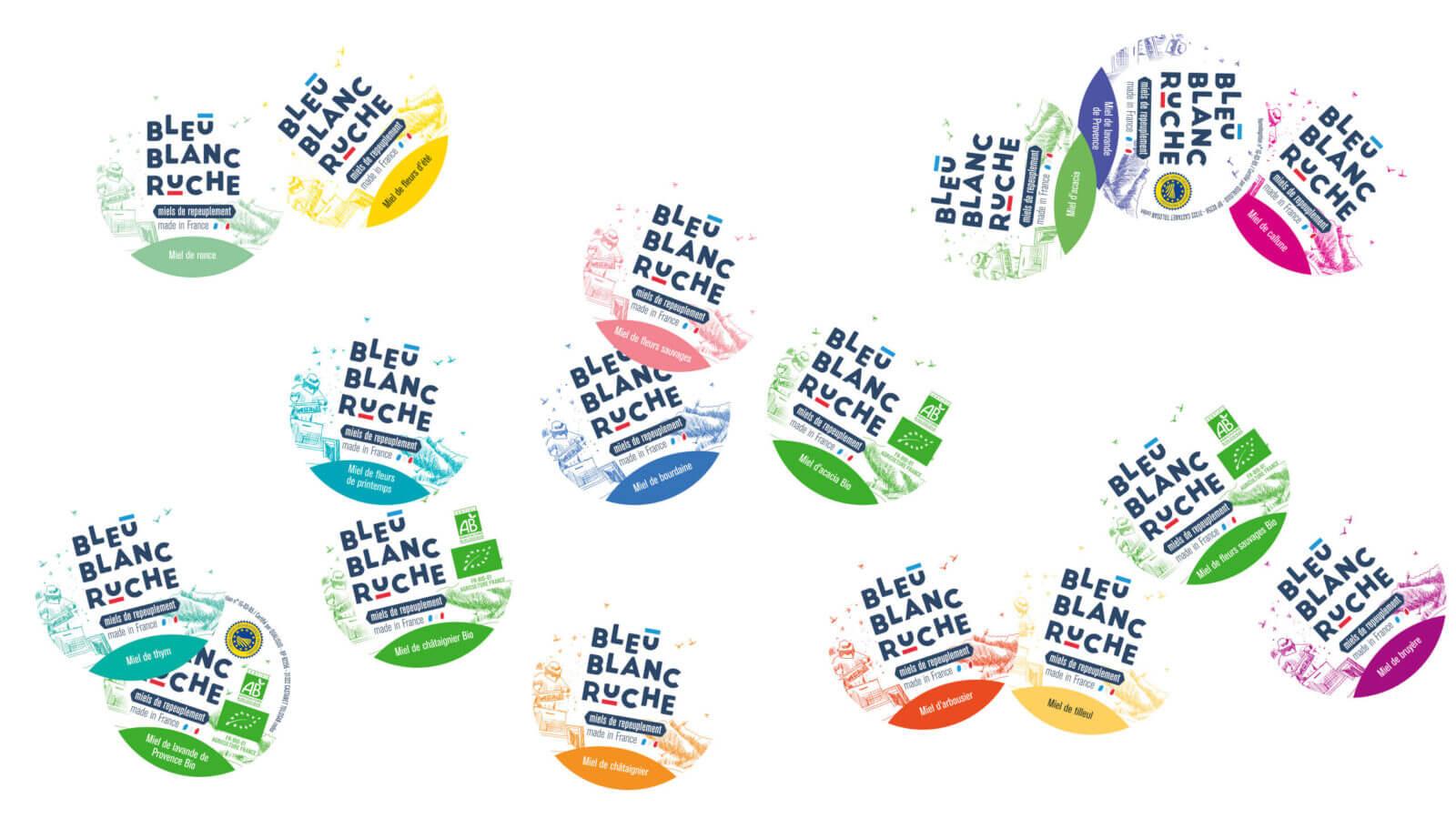 logo Bleu Blanc Ruche