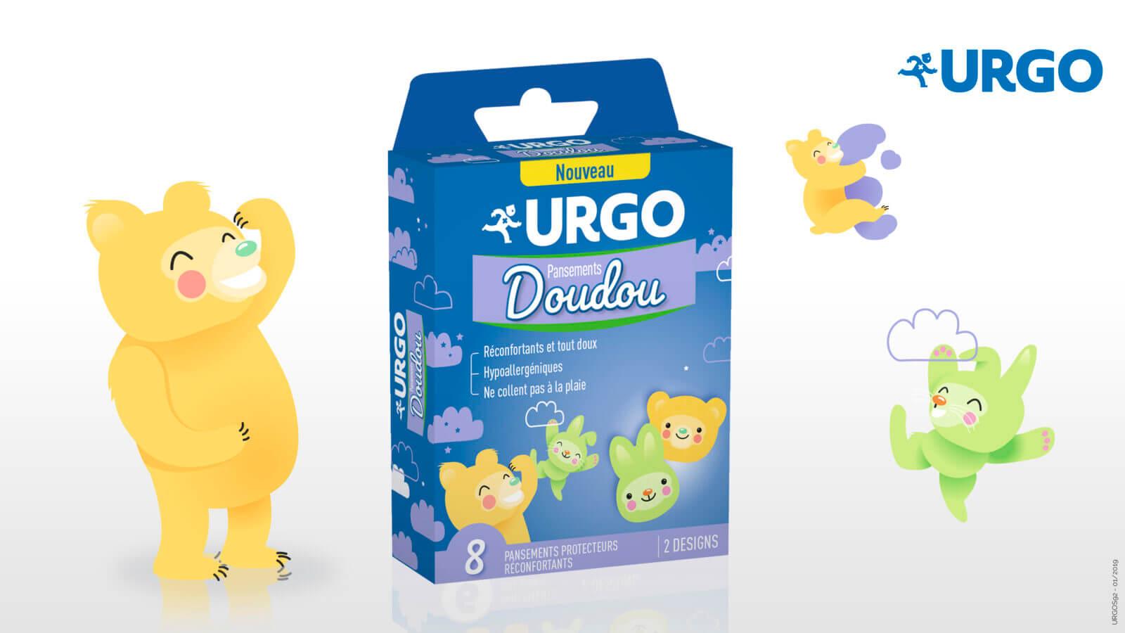 création pack urgo
