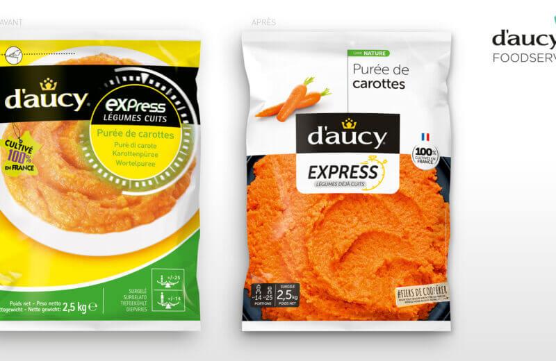 refonte packaging daucy