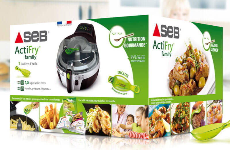 support packaging actifry