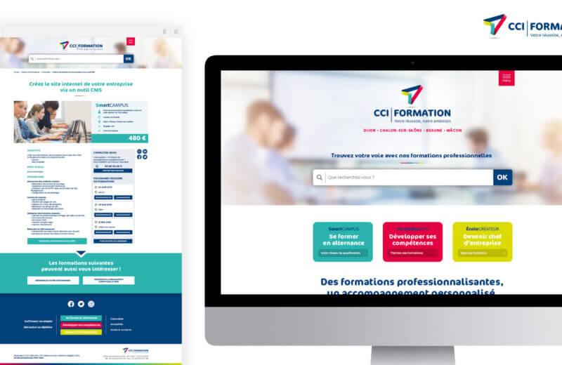 création site web cci