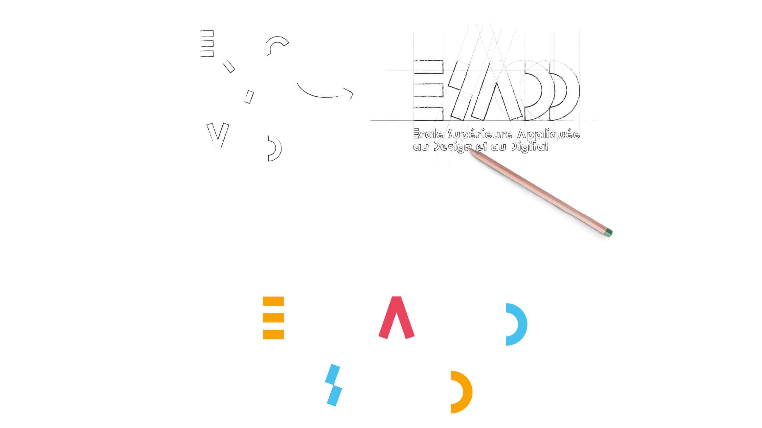 identité graphique de l'esadd