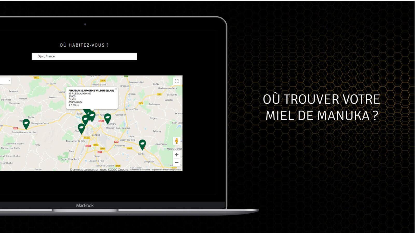store locator site web