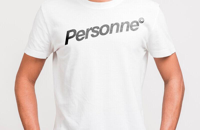 la marque est une personne