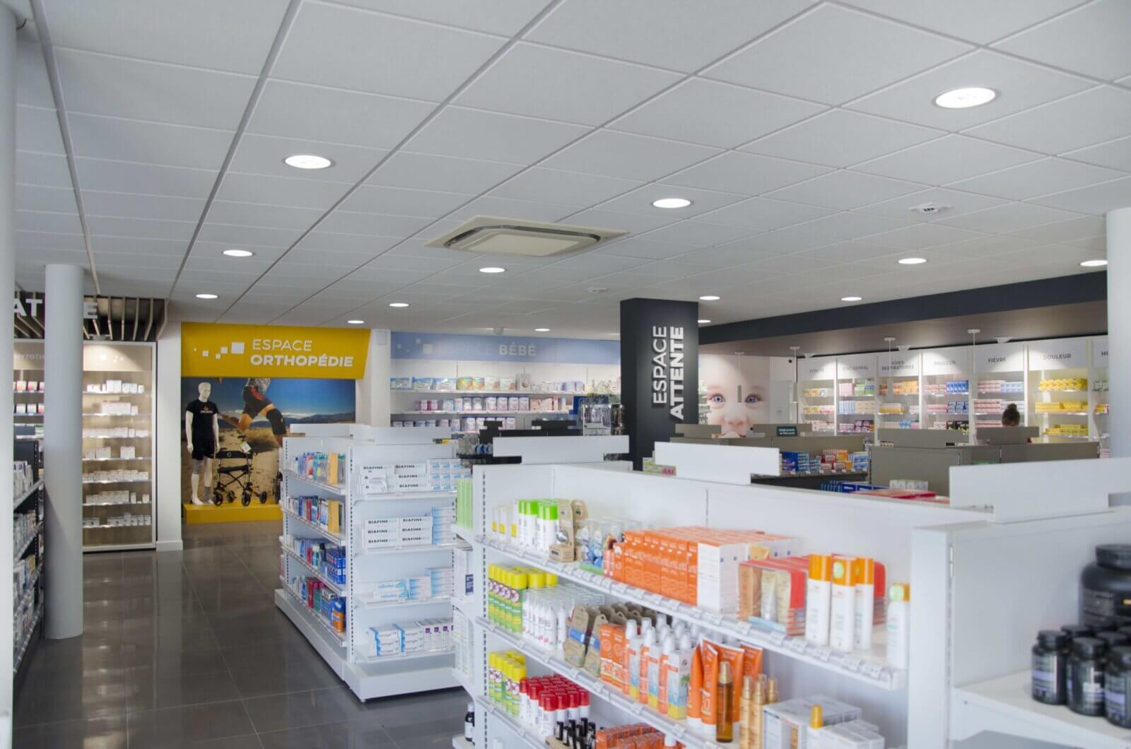 décoration pharmacie val de norge