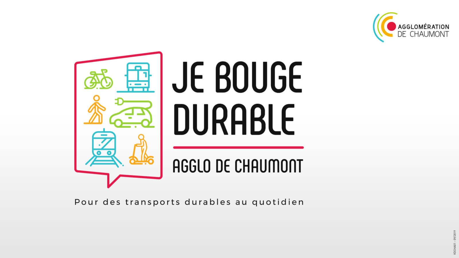 nouveau territoire de communication graphique pour la ville de chaumont
