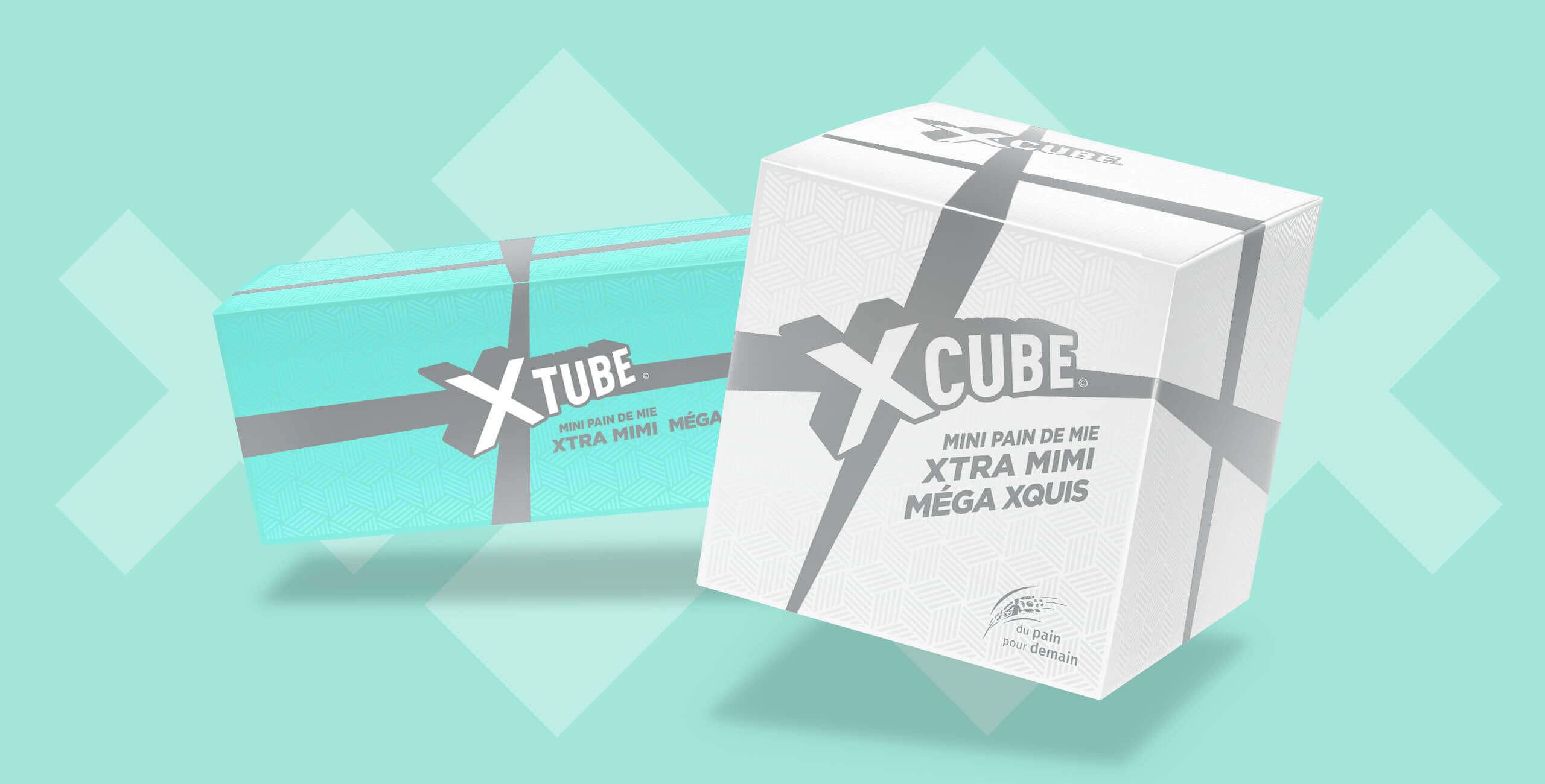 création pack xcube