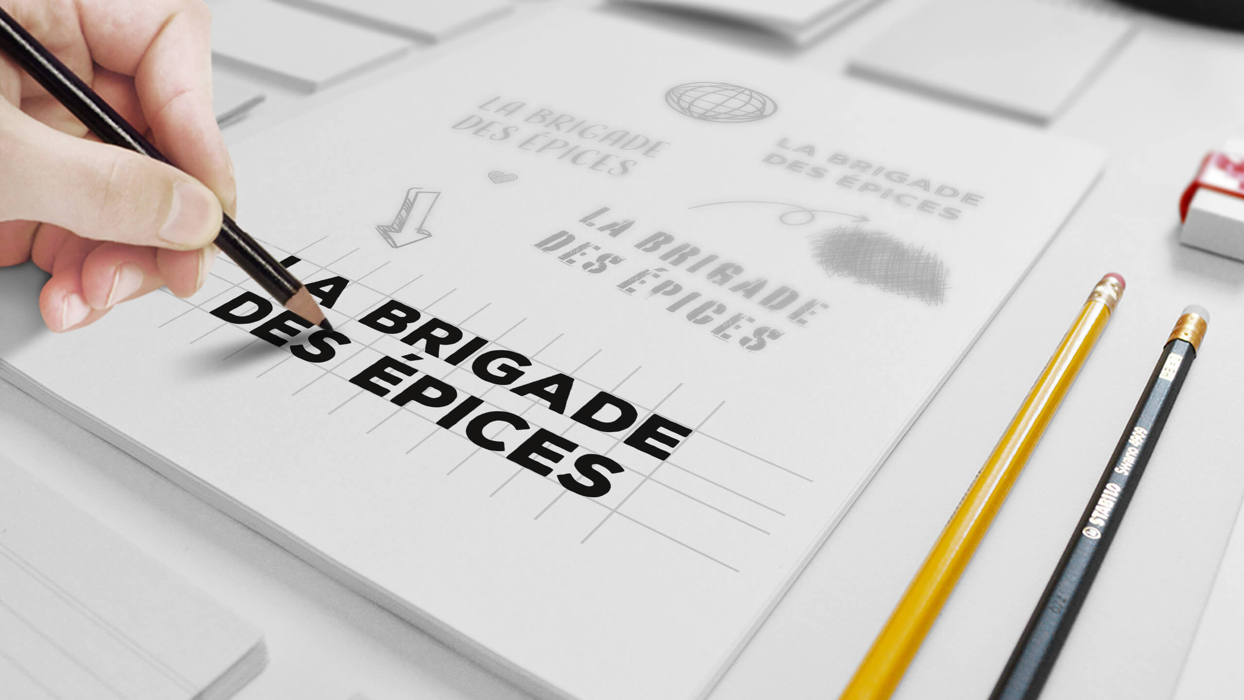 naming brigade des épices
