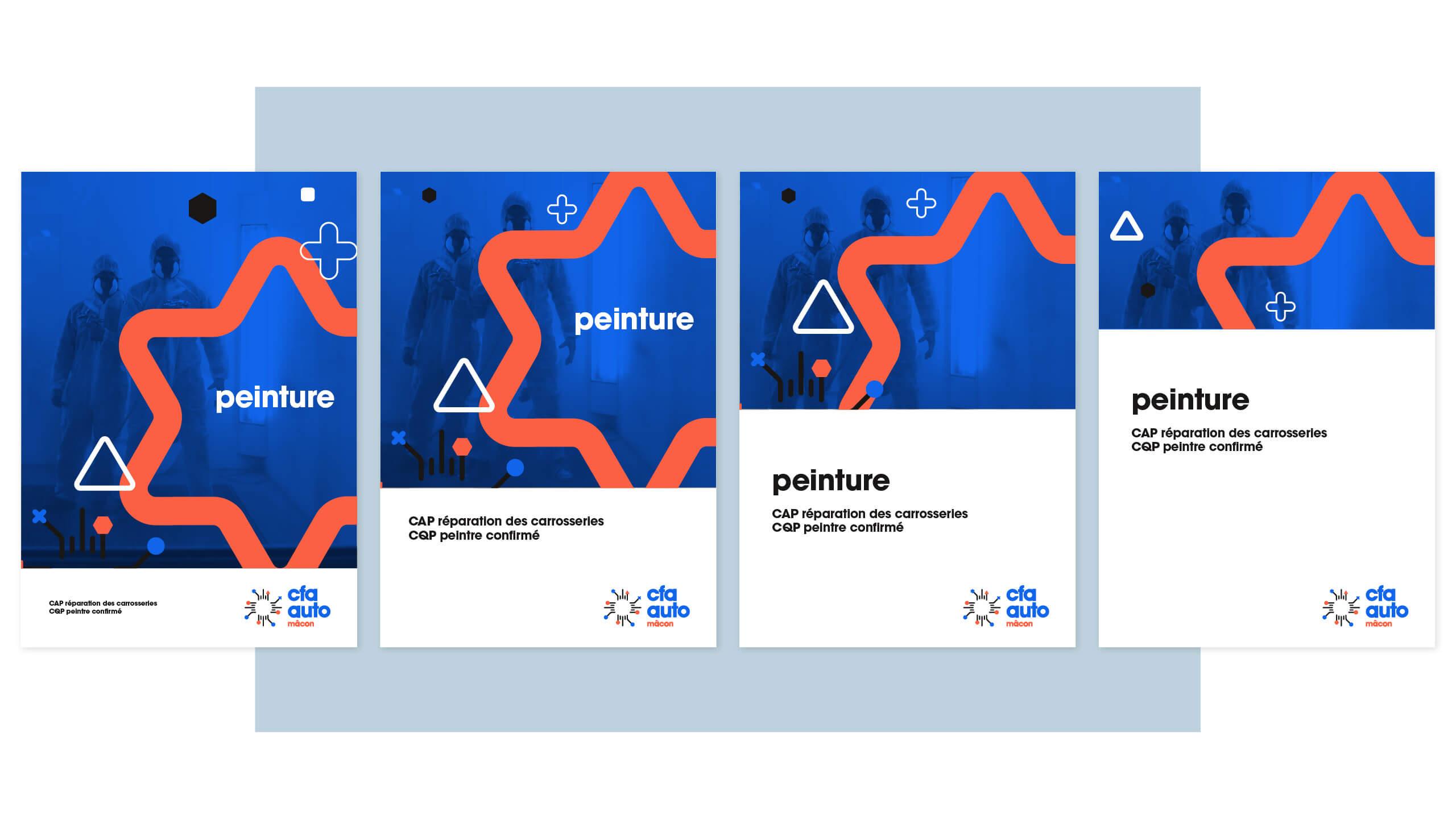 Brochures CFA Mâcon