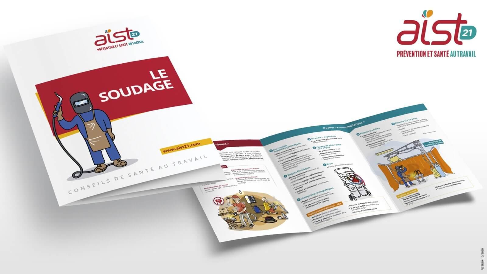 brochure aist 21