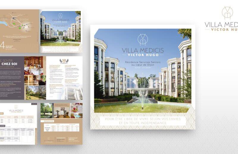 brochure villa medicis