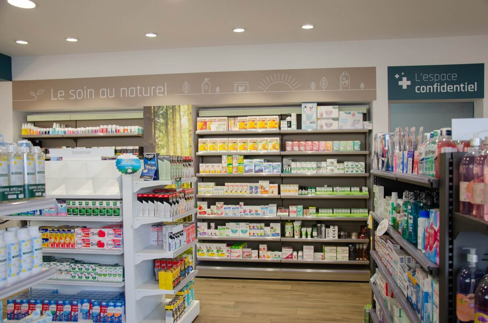 Pharmacie Saint Claude