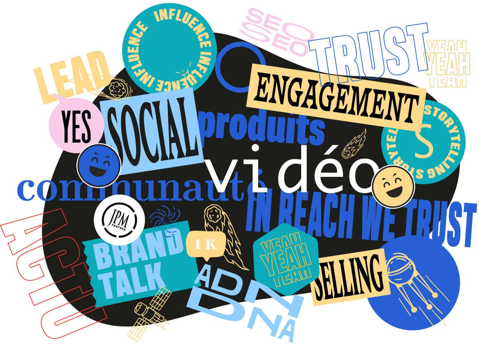 Animation des réseaux sociaux