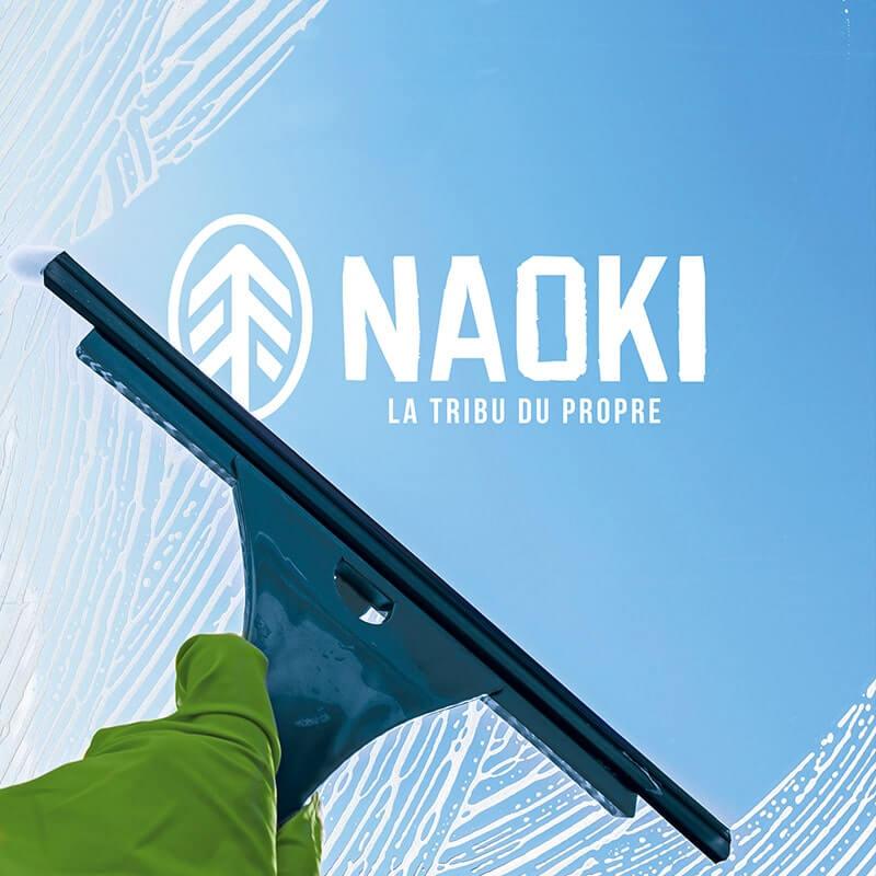 création de nouvelle marque Naoki