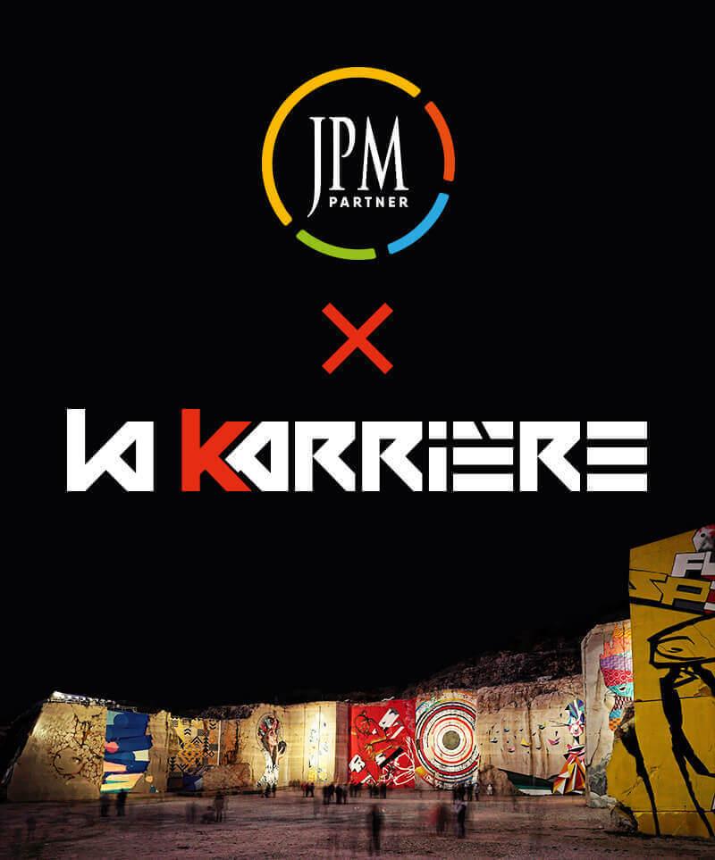 Création kit de communication La Karrière dijon
