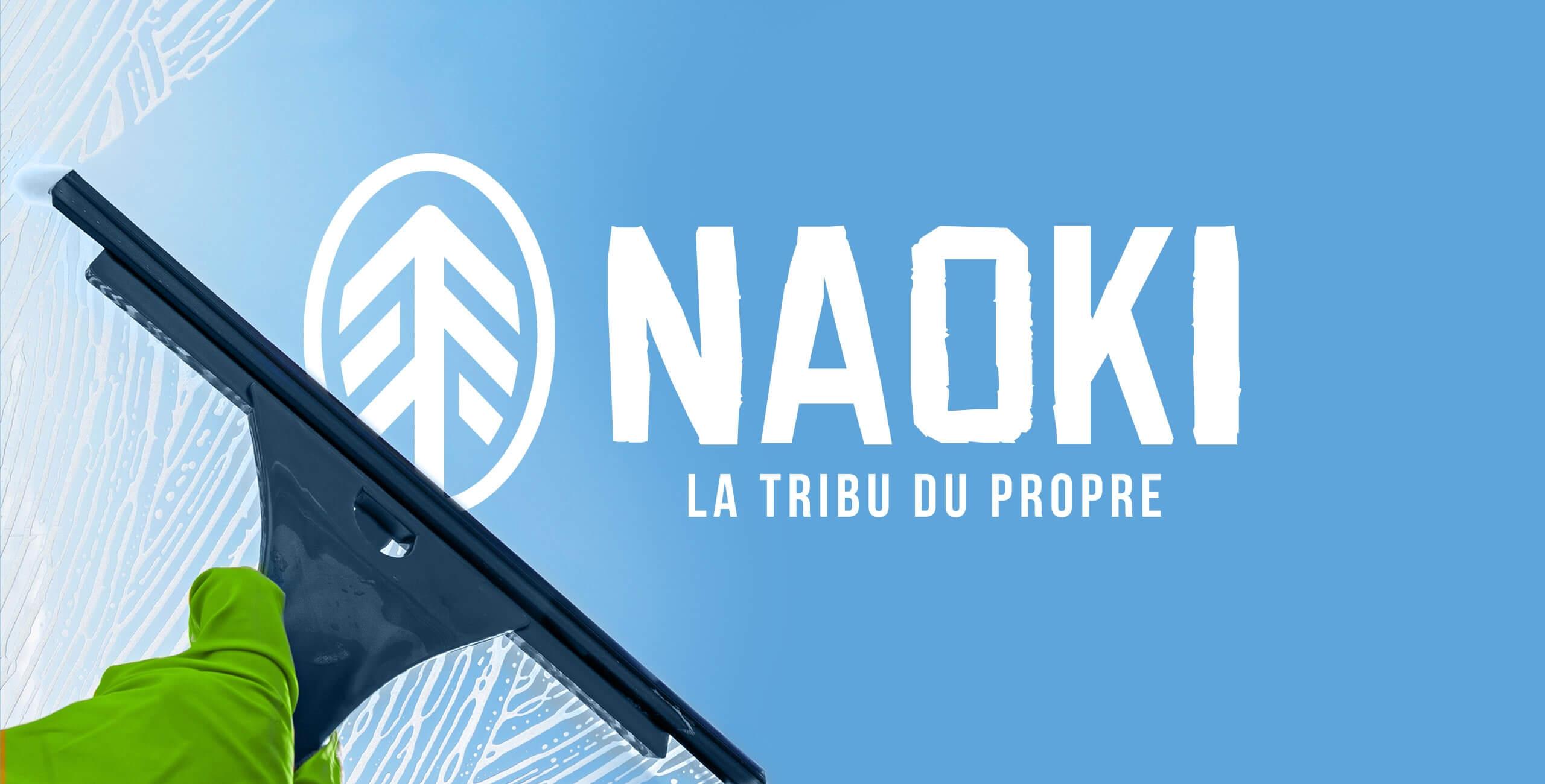 slogan de marque Naoki