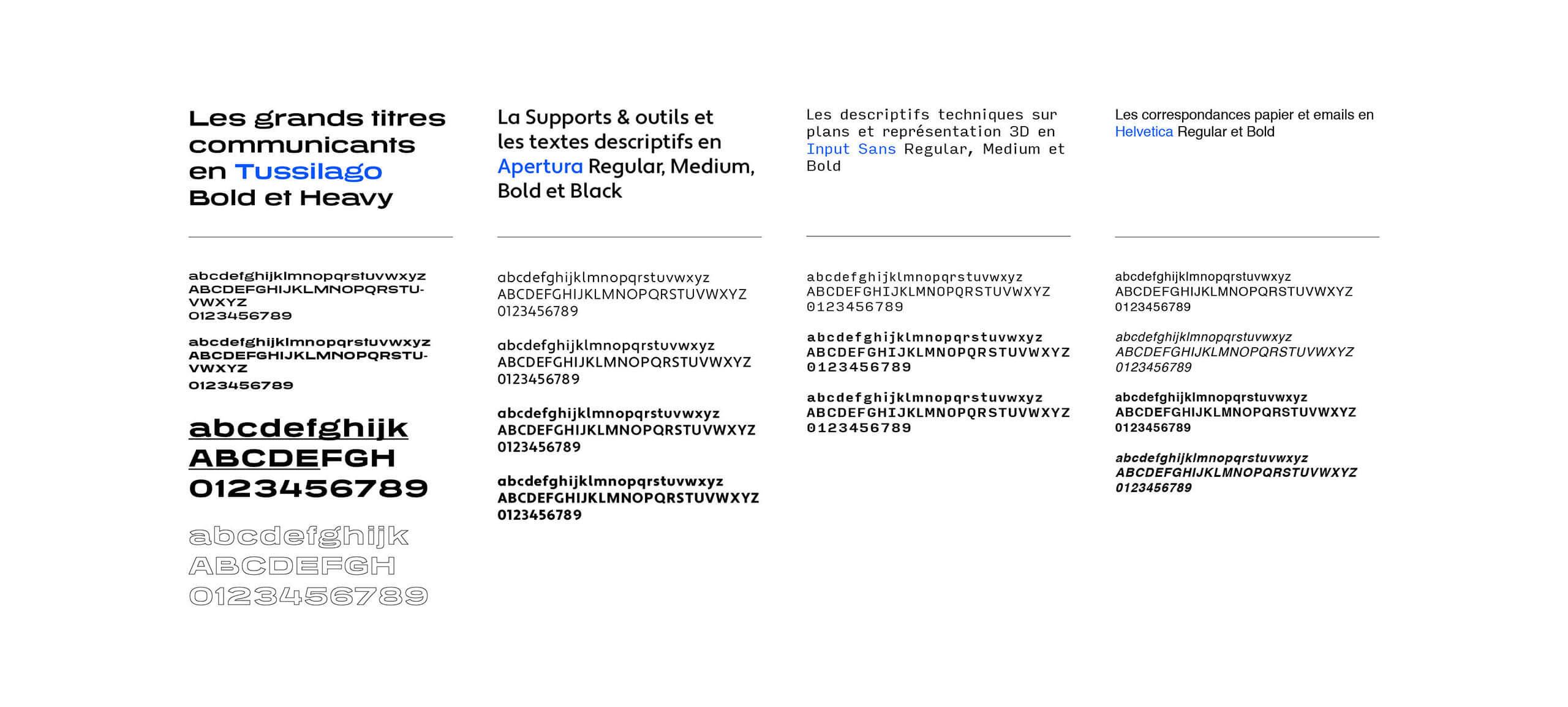 Normes typographiques