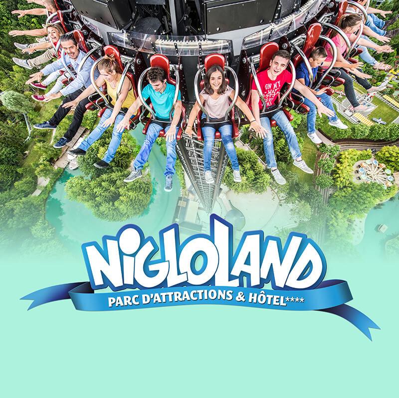 Site web Nigloland